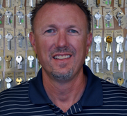 Scott Dilley  Co-Owner 20 years locksmith industry