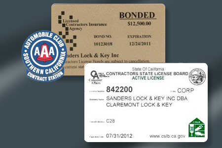 Licensed & Bonded, AAA-Approved